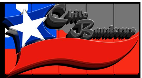 Banderas Chilenas,Banderas Velas, Banderas De Escritorio